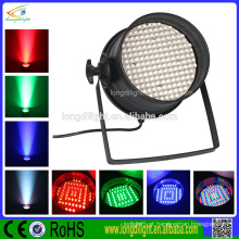 177pcs led rgb lavagem par luzes para mostrar