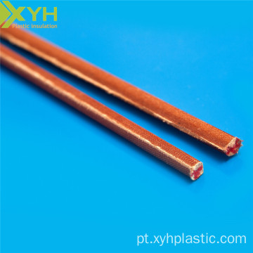 Brown 3273 Phenolic Cotton laminado Bar