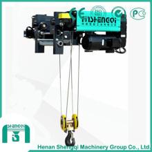 Precio de polipasto de cable eléctrico modelo ND de alta eficiencia de trabajo