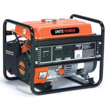 Conjunto de generador de gasolina portátil de potencia 5kw
