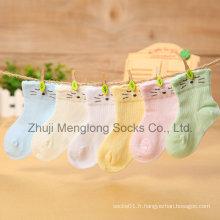 Maille d'été Hello Kitty Design enfant coton chaussettes