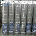 Rollo de malla soldada de alambre de 2x4 10 mm