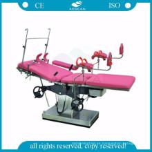 AG-C301A excepcional silla de examen de ginecología eléctrica del hospital