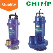 Pompe submersible de nouvelle série de vente chaude de Qdx (QDX3-18-0.55)