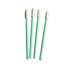 Samples Small Round Head Cleanroom Foam Tip Swab