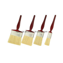 White Bristle Paint Brush