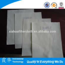 dacron polyester filter cloth with ptfe membrane cover
