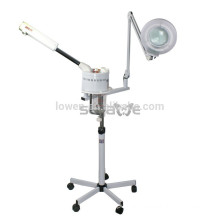 Timer 5X Magnifying Lamp Salon 707 Hot Spray Ozone Facial Steamer Device