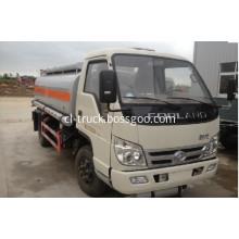 Mini 5,000-10,000 litres fuel tanker truck
