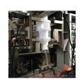 réservoir d'eau en plastique faisant la machine