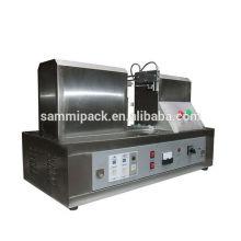 Latest design CE ISO normal pneumatic cream tube sealing machine