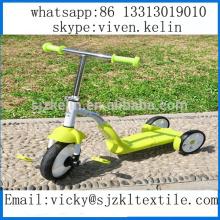 2016 venta caliente 3 en 1 niños scooter de tres ruedas