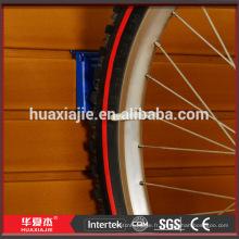 2440 mm * 300 mm * 17 mm bois en plastique garniture en plastique slatwall