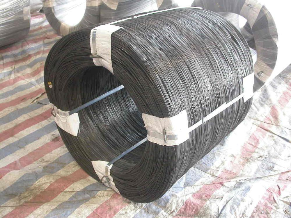 Cable recocido negro suave