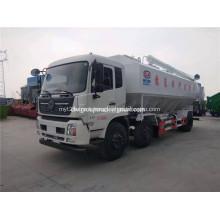 Dongfeng 6x2 bulk feed transportation truck