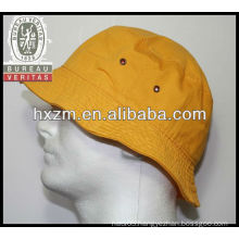 WIDE BRIM COTTON TWILL BUCKET CAPS HATS MANY COLORS