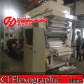 Cinta / máquina de impresión flexográfica adhesiva-Ppaer