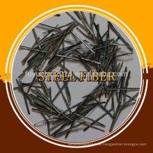Feuerfeste Stahlfasern für Industrie Buidling