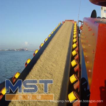 Outdoor conveyor belt