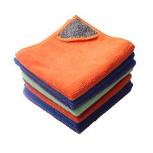 Produits de nettoyage Chiffon de nettoyage en microfibre Cuisine éponge