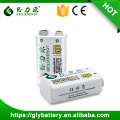 Geilienergy GLE-802 Charger With Rechargeable NI-MH Battery 9V 200mah