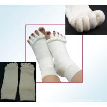 2017 Дешевые Цены Мода Мягкий Нога Выравнивание Носки (Д1)