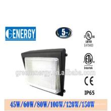 UL-CIL-Zustimmung im Freien 100W IP65 imprägniern LED-Wand-Licht-Befestigung