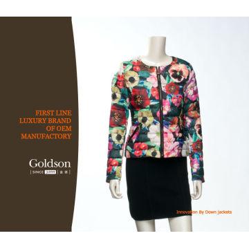 Women Ultralight Spring/Autumn Fashion Down Jacket for Korea Market