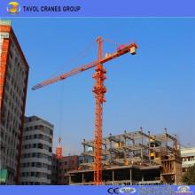 Qtz63 (5010) Top Grue à tour pour projet de construction