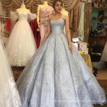 Бальное платье роскошь серый свадебное платье свадебное платье 2017 HA749B