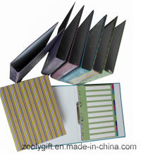 A4 Printed Paper Board 2 Ring Binders with Index Paper Paper File Files