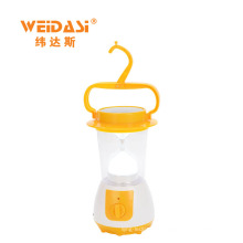accrochant la lanterne extérieure de kérosène d'éclairage rechargeable de LED avec le prix bon marché