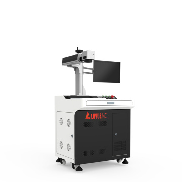 High Quality Motorcycle Accessories Laser Marking Machine