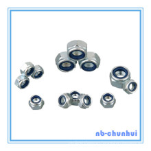 Hex Nut Nylon Lock Nut