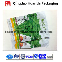 Manufacturer of Seeds/Beans Plastic Three Sides Heat Seal Bags