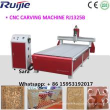 Chine Bonne Qualité CNC 1325 CNC Router pour MDF / PVC / Acrylique / Bois en vente