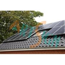 Sistema de montagem solar de telhado de telha