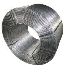 Порошковая проволока для производства стали