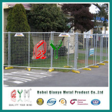 Anping Factory Hot Dipped Galvanized Temporary Fence for Events