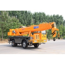 Hot sale for Small Overhead Crane 16 ton crane mobile crane tire crane supply to Paraguay Manufacturers