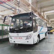 37-39 Seats Luxury Passenger Bus with Yuchai Rear Engine