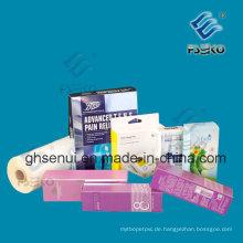 Glanz BOPP thermische Laminierfolie für den Offsetdruck (FSEKO-21mic)