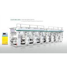 High Speed Gravure Printing Press