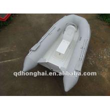 remando en bote inflable RIB300