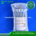 high level and quality red wine air column wrap