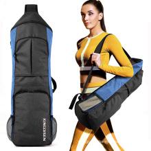 Multi-function Waterproof Fitness Yoga Bag Yoga Mat Carry Bag With Custom Logo
