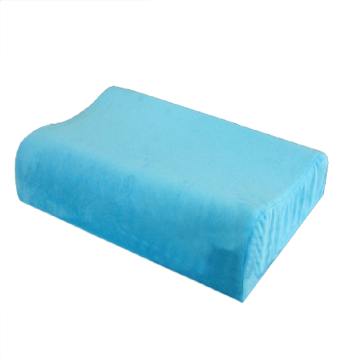 healthy therapy shredded memory foam bamboo pillow cover