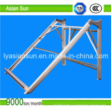Солнечные кронштейн для солнечных панелей