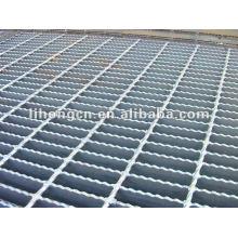 metal floor grilles