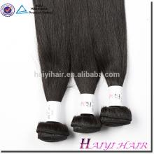 Extension 100 cheveux soyeux Bundles droits